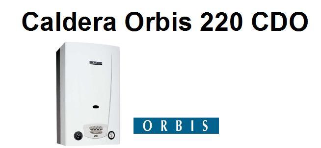 Caldera orbis 220 cdo s calefacci n env o gratis caba y for Caldera mural orbis