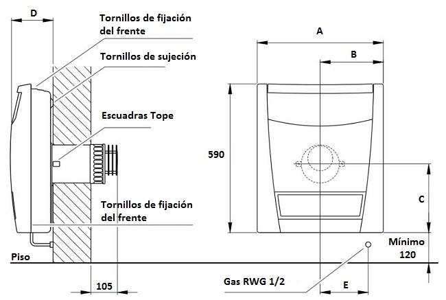 Tusta instalaciones soluciones para el confort for Portal del instalador de gas natural